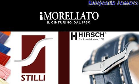 moreliato stilli hirsch pulseiras