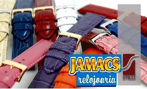 pulseiras em couro stilli relojoaria jamacs copacabana - rua djalma ulrich 163